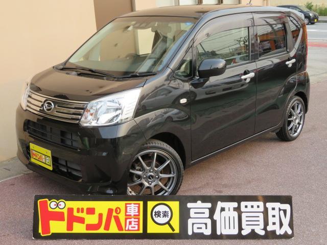 沖縄県の中古車ならムーヴ L SAIII 新品社外16インチアルミホイール、新品タイヤ! CD DVD フルセグ Bluetooth 禁煙車