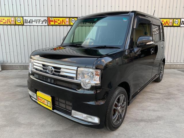 沖縄の中古車 トヨタ ピクシススペース 車両価格 49万円 リ済込 2012(平成24)年 6.7万km ブラックM
