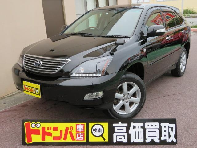 トヨタ 240G Lパッケージ CDMDHDDナビBluetooth