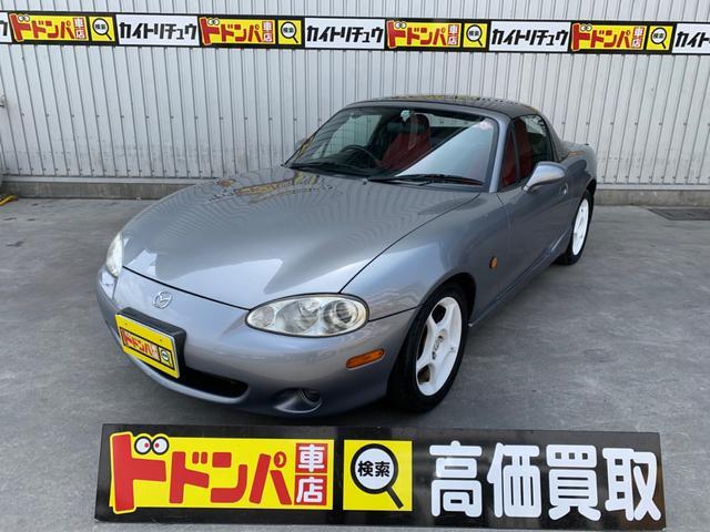 沖縄県の中古車ならロードスター NR-A 5速マニュアル