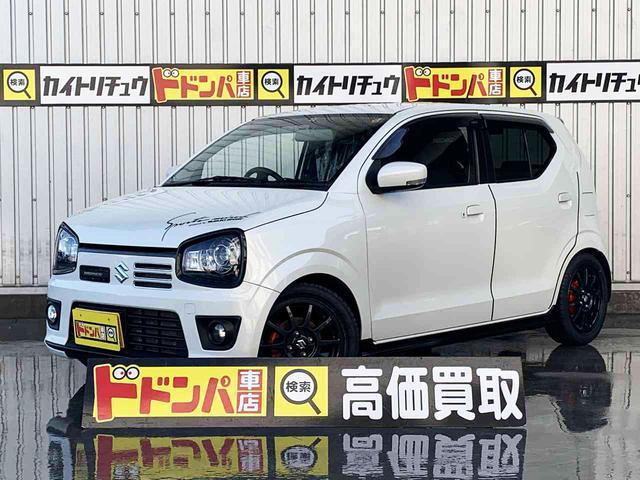 沖縄県の中古車ならアルトワークス MT5速 クラッチOH済み マフラー、タイヤ4本新品