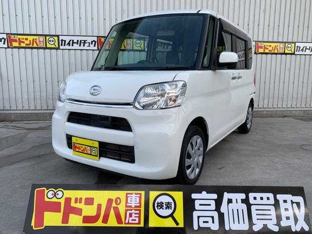 沖縄県の中古車ならタント 新品クラッツィオシートカバー新品タイヤ