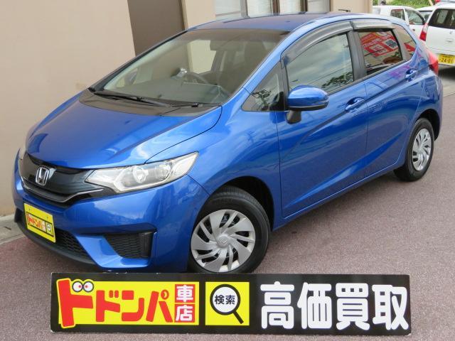 沖縄県豊見城市の中古車ならフィット 13G・Lパッケージ