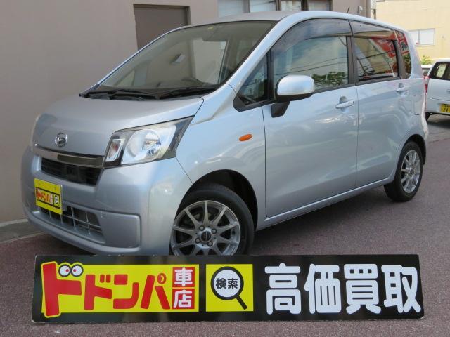沖縄県の中古車ならムーヴ X SA ナビ CD DVD フルセグ Bluetooth SDオーディオ USB 前方ドラレコ バックカメラ