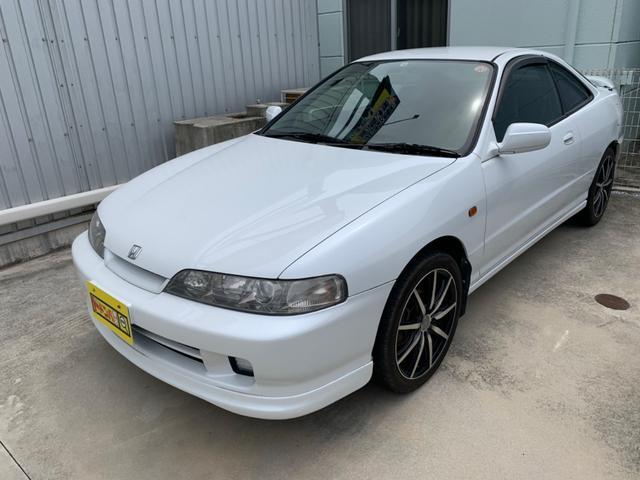 沖縄県の中古車ならインテグラ  5速マニュアル2ドア