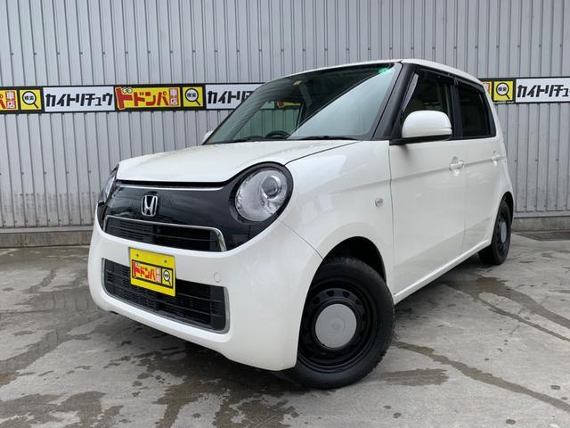 沖縄県の中古車ならN-ONE G TVナビ タイヤ4本新品 2年保証