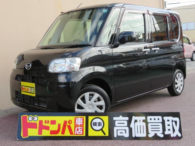 沖縄県の中古車ならタント X 片側パワスラ アイドリングストップ CD AUX