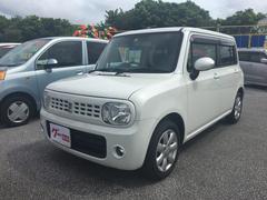 沖縄の中古車 スズキ アルトラパン 車両価格 51万円 リ済込 平成21年 10.6万K パール