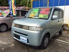 沖縄の中古車 ホンダ ザッツ 車両価格 25万円 リ済込 平成18年 12.2万K ライトグリーン