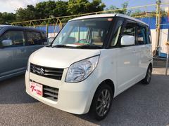 沖縄の中古車 スズキ パレット 車両価格 53万円 リ済込 平成23年 10.5万K パールホワイト