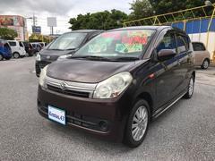 沖縄の中古車 ダイハツ ミラカスタム 車両価格 43万円 リ済込・追 平成19年 11.1万K マルーン