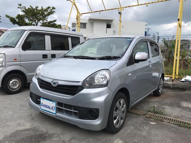沖縄県名護市の中古車ならミライース L