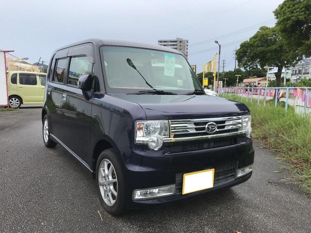 沖縄県名護市の中古車ならムーヴコンテ カスタム G