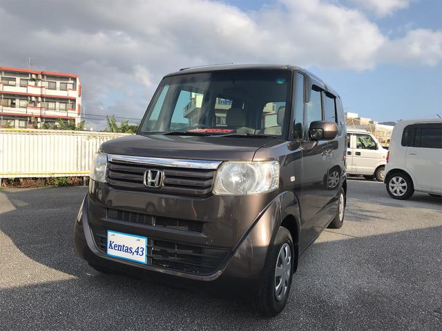 沖縄県名護市の中古車ならN-BOX G・Lパッケージ