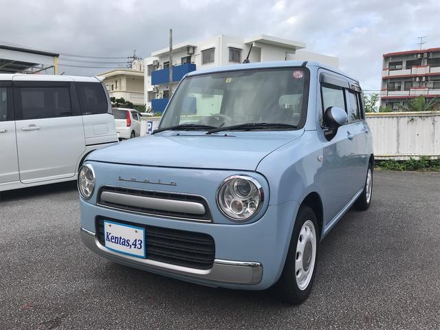 沖縄県の中古車ならアルトラパンショコラ G