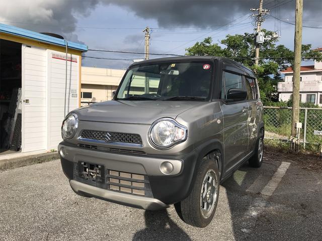 沖縄県名護市の中古車ならハスラー G