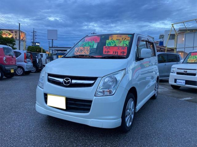 沖縄県名護市の中古車ならAZワゴン XSスペシャル