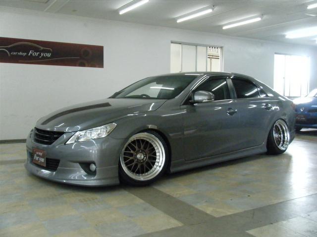 沖縄県の中古車ならマークX 250G リラックスセレクション