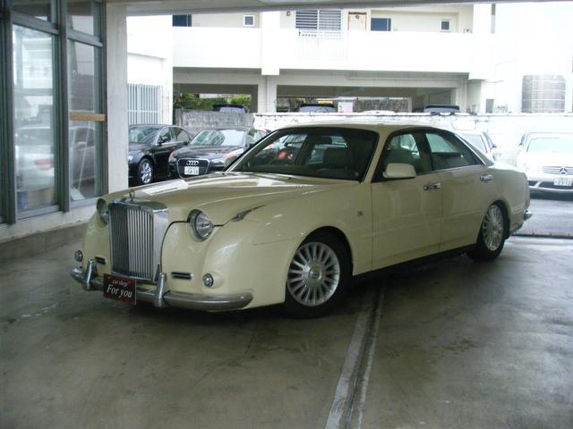 那覇市 carshop Foryou<カーショップ・フォーユー> ミツオカ ガリューII デラックス パール 8.3万km 2003(平成15)年