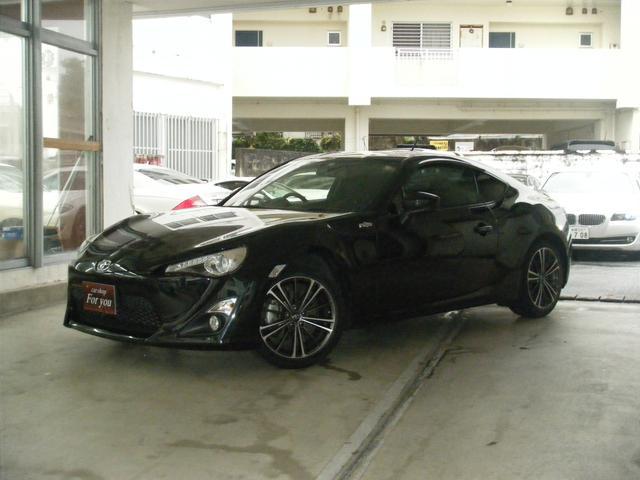 沖縄県那覇市の中古車なら86 GT