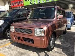 沖縄の中古車 スズキ アルトラパン 車両価格 19万円 リ済込 平成19年 12.1万K ピンクM