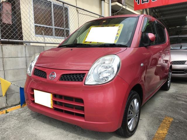 沖縄の中古車 日産 モコ 車両価格 23万円 リ済込 平成19年 11.0万km モコルージュM