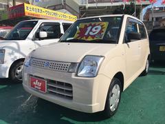 沖縄の中古車 スズキ アルト 車両価格 19万円 リ済込 平成19年 8.1万K ミルクティーベージュメタリック