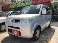 沖縄の中古車 ホンダ ザッツ 車両価格 19万円 リ済込 平成15年 11.2万K サテンシルバーメタリック