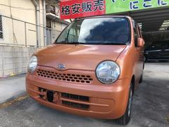 沖縄の中古車 ダイハツ ムーヴラテ 車両価格 19万円 リ済込 平成17年 14.0万K オレンジM