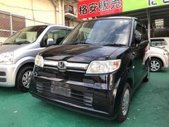沖縄の中古車 ホンダ ゼスト 車両価格 19万円 リ済込 平成18年 18.3万K ナイトホークブラックパール