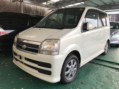 沖縄の中古車 ダイハツ ムーヴ 車両価格 19万円 リ済込 平成18年 9.2万K パールホワイトI