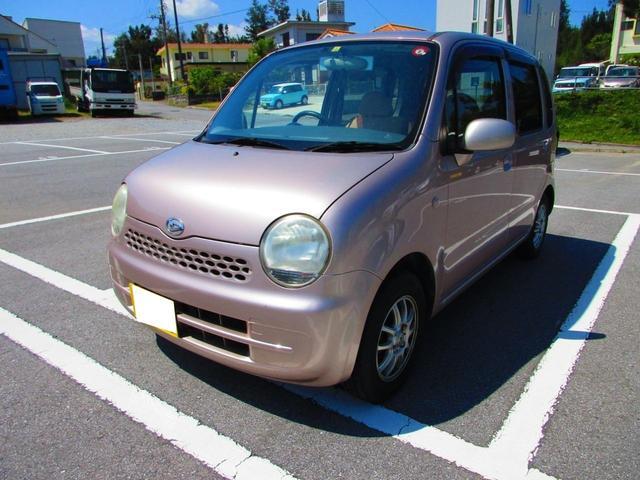 沖縄の中古車 ダイハツ ムーヴラテ 車両価格 22万円 リ済込 2008(平成20)年 9.3万km ピンク