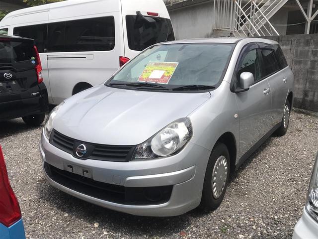 沖縄県の中古車ならADエキスパート GX スマートキー ナビ CD ETC