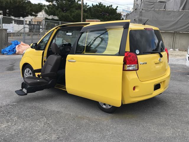 沖縄県の中古車ならポルテ X ウェルキャブ 助手席電動サイドリフトアップシート キーレス ナビ ウォークスルー 左側パワースライドドア アイドリングストップ ETC