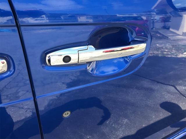 沖縄の中古車 ホンダ N-BOX+カスタム 車両価格 143万円 リ済込 2015(平成27)年 1.3万km ブルーM