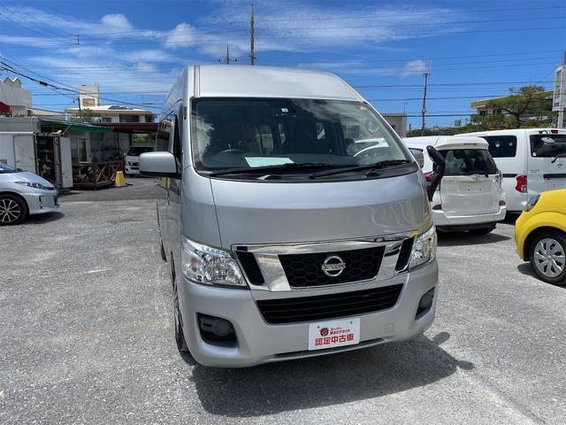 沖縄の中古車 日産 NV350キャラバンバン 車両価格 170万円 リ済込 2015(平成27)年 7.3万km グレー
