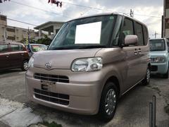 沖縄の中古車 ダイハツ タント 車両価格 36万円 リ済込 平成21年 10.5万K ライトローズメタリック