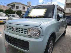 沖縄の中古車 スズキ アルトラパン 車両価格 42万円 リ済込 平成21年 10.4万K アロマティックアクアメタリック