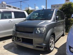 沖縄の中古車 三菱 eKスポーツ 車両価格 18万円 リ済込 平成15年 9.9万K ダークグレーメタリック