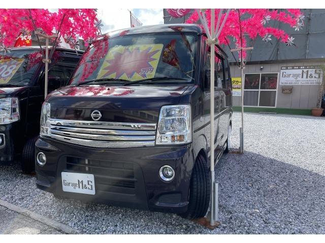 沖縄の中古車 日産 NV100クリッパーリオ 車両価格 ASK リ済込 2013(平成25)年 13.0万km ミステリアスバイオレットP