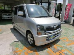 沖縄の中古車 マツダ AZワゴン 車両価格 27万円 リ済別 平成19年 5.2万K シルバーM