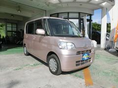 沖縄の中古車 ダイハツ タント 車両価格 48万円 リ済別 平成20年 3.3万K ピンクM