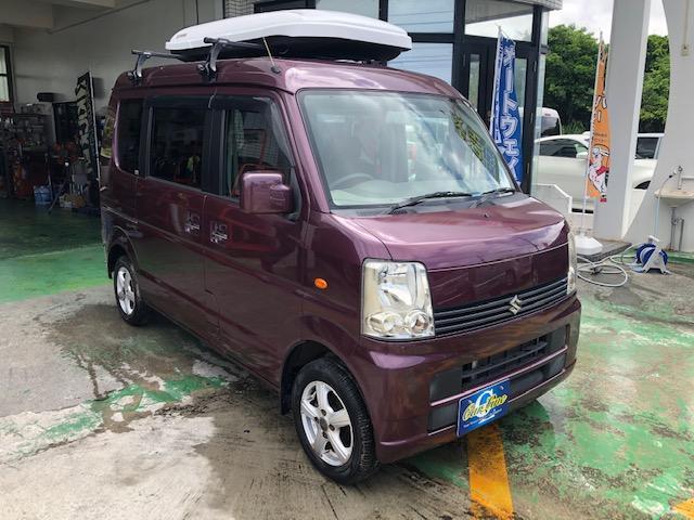 沖縄県の中古車ならエブリイワゴン JP