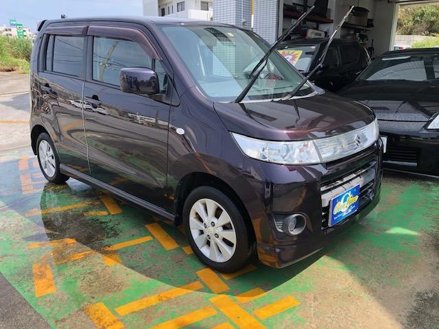 沖縄県の中古車ならワゴンRスティングレー