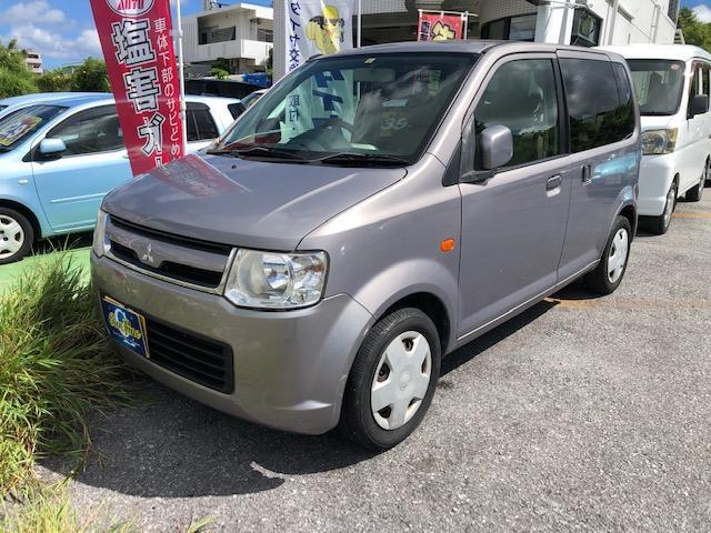沖縄県豊見城市の中古車ならeKワゴン MS