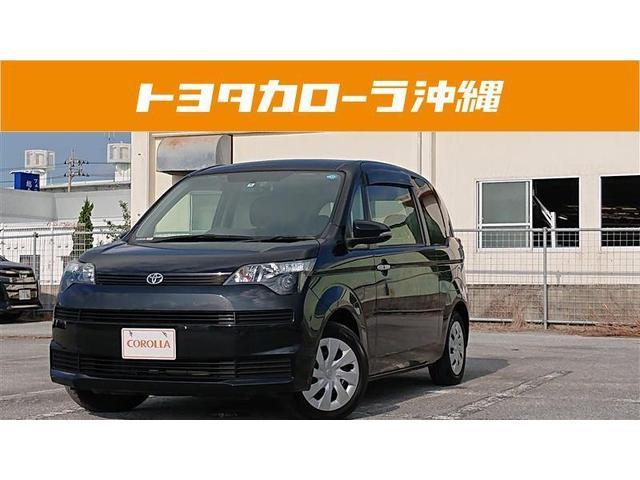 沖縄の中古車 トヨタ スペイド 車両価格 101.9万円 リ済別 2014(平成26)年 3.8万km ブラック