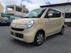 沖縄の中古車 スズキ MRワゴン 車両価格 22万円 リ済込 平成18年 5.0万K ベージュ