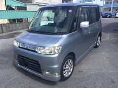 沖縄の中古車 ダイハツ タント 車両価格 25万円 リ済込 平成19年 12.2万K シルバーM