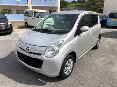 沖縄の中古車 マツダ キャロル 車両価格 28万円 リ済込 平成23年 6.6万K シルバー