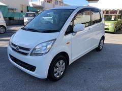沖縄の中古車 ダイハツ ムーヴ 車両価格 12万円 リ済込 平成19年 17.6万K ホワイト